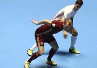 Futsal World Cup: Tiếp tục… 'động đất' ở Colombia