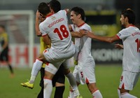 U-19 Trung Quốc bị loại ngay sau vòng bảng