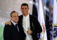 Ronaldo muốn thi đấu cho Real sau năm 40 tuổi