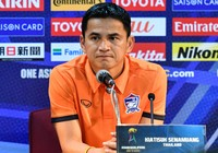 Thái Lan - Úc: 'Tập trận' trước AFF Suzuki Cup 2016