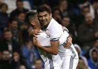 Con trai Zidane ghi bàn tại Cúp Nhà vua