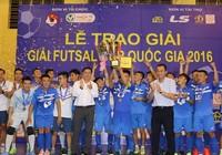Cúp Quốc gia: Sau loạt 'đấu súng' Thái Sơn Nam vô địch