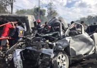 Bốn ngày đen tối của giao thông Thái, 280 người chết