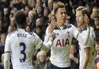 Tottenham cắt đứt giấc mơ của Chelsea