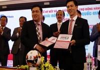 Giải hạng Nhất và Cúp Quốc gia mang tên Sứ Thiên Thanh