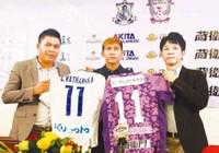'Messi' Campuchia đã về J- League