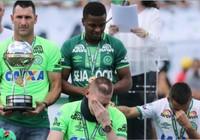 Trận đấu đầu Chapecoense đầy…nước mắt