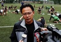 Ong Kim Swee than vãn sau kết quả bốc thăm Asian Cup