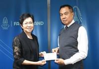 Chủ tịch Somoyt tặng gần một triệu USD cho CLB nghèo
