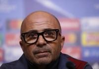 Bại tướng Sampaoli nói gì sau trận thua Leicester City?