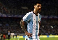 Messi chửi trọng tài,Argentina có thể lỗi hẹn World Cup