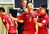 Việt Nam vào nhóm hạt giống số một U-20 Futsal châu Á