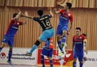 """Kịch tính và """"sốc"""" ở giải Futsal quốc gia"""