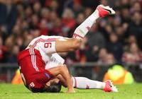 Ibrahimovic không thể kết thúc kiểu này
