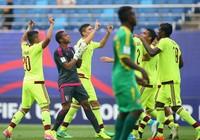 U-20 Venezuela đánh bại đối thủ của U-20 Việt Nam 7-0