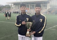 U-15 Hà Nội bị loại vì gian lận tuổi