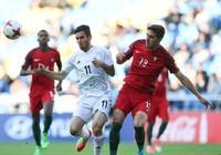 Bàn thắng 'rùa' giúp đàn em Ronaldo vào vòng 16 đội