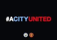 Khủng bố làm cho 2 đội thành Manchester… ôm nhau