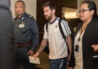 """Đừng đùa với """"ông sao"""" Messi"""