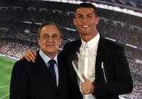 'Bố già' Perez 'chốt' vụ Ronaldo