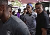 Ronaldo bí mật gặp tỉ phú Singapore để làm gì?