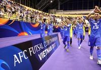 Futsal Việt Nam lại thua Thái Lan