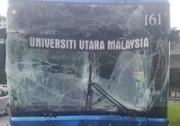 Không có VĐV VN trong vụ tai nạn xe buýt ở SEA Games 29