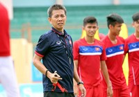 """U-18 Việt Nam """"dội mưa gôn"""" vào lưới Brunei"""