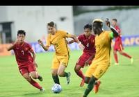 U-16 Việt Nam thua Úc, hồi hộp chờ vé vớt