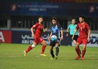 U-19 Việt Nam thua sấp mặt trước U-19 Nhật