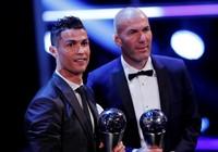 Thầy trò Zidane ẵm giải FIFA, Koeman bị trảm