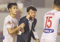 Bàn thắng đầu của Văn Toàn và ông Chung