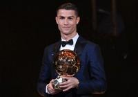Ngang bằng số quả bóng vàng với Messi, Ronaldo nói gì?