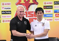 HLV U-23 Thái nói gì khi Nhật gửi U-20 dự M-150 Cup?