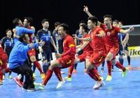 Việt Nam cùng Nhật ở nhóm hạt giống số 2