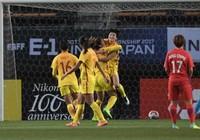 Hai đội tuyển Nhật thất thủ trước Hàn Quốc, Triều Tiên