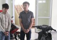 'Mượn' xe máy của cha để đi cướp giật tài sản