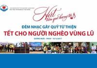 Hát trên quê hương Quảng Ngãi cho học sinh nghèo