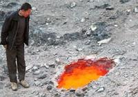 Xuất hiện 'cổng địa ngục' ở Trung Quốc