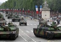 Pháp đưa xe tăng chiến đấu đến Ba Lan