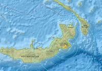Động đất 7.1 độ ở Papua New Guinea