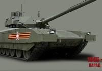 Nga công khai ảnh thiết kế 'siêu tăng' Armata