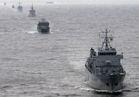 20 tàu chiến NATO đến biển Baltic tập trận
