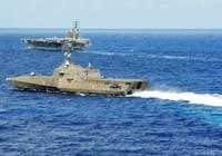 Ảnh: Mẫu tàu chiến ven bờ Mỹ dùng để tuần tra Biển Đông