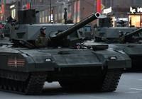 Nga công bố khu vực triển khai xe tăng Armata