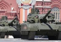 Quân đội nước ngoài 'xếp hàng' mua xe tăng Armata