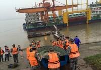 Thảm họa chìm phà Trung Quốc, gần 500 người gặp nạn
