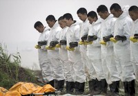 Thảm họa chìm tàu Trung Quốc: Số thiệt mạng tăng lên 331 người