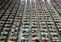 Trung Quốc cho máy bay không người lái 'gác thi' đại học