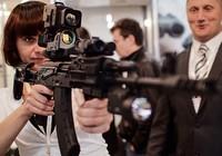 Súng trường AK-47 'lên đời' có internet và định vị toàn cầu